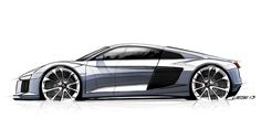 Automotive Design | Audi R8 2015