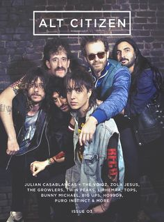 Julian Casablancas + The Voidz Julian Casablancas, The Strokes, Nikolai Fraiture, Albert Hammond, No One Likes Me, Musica Disco, Twin Peaks, Music Tv, Celebs