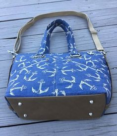 Concealed Carry Purse Sewing Pattern Cc Iris Patterns Pdf