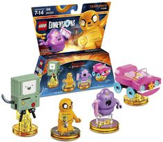 71246 Adventure Time Team Pack