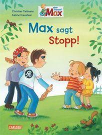 """""""Max sagt Stopp!"""" ist ein empfehlenswertes Bilderbuch mit einem hohen pädagogischen Gehalt. Kinder lernen dadurch ihren Körper und ihre eigenen Grenzen besser kennen und bekommen den Mut """"Nein"""" zu sagen. Ein ausgezeichnetes, pädagogisch wertvolles Bilderbuch zum Thema Selbstbestimmung."""