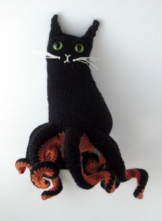 Ravelry: Octopuss pattern by Jill Watt