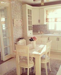 Mutfak, Mutfak masası, Country mutfak