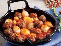 Arpacık soğanlı köfte Tarifi - Türk Mutfağı Yemekleri - Yemek Tarifleri