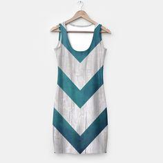 Blue Arrow , More Sexy #art #loujah #moresexy #dress #robe #fashion #boho #hipster