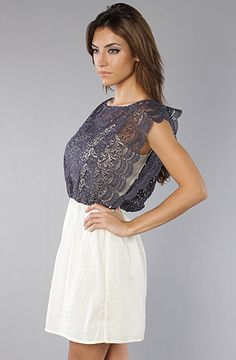 - crazy about that lace bodice -