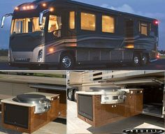 1000 images about motorhomes on pinterest luxury rv for Million dollar motor coaches