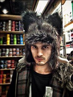 Michael Malarkey ~ Enzo having a Hybrid moment?! ~ The Vampire Diaries