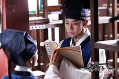 Sungkyunkwan Scandal (Hangul: 성균관 스캔들) is a 2010 South Korean fusion historical drama about a girl who disguises herself as a boy while attending Sungkyunkwan, the Joseon Dynasty's highest educational institute, where no women were allowed. Directed by Kim Won-seok and written by Kim Tae-hee based on Jung Eun-gwol's bestselling 2007 novel The Lives of Sungkyunkwan Confucian Scholars, it stars Park Yoochun, Song Joong-ki, Yoo Ah-in, and Park Min-young. It aired on KBS2 for 20 episodes. 박유천