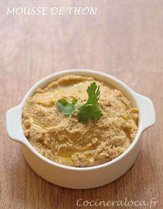 mousse de thon aux oeufs durs, citron confit et olives ©cocineraloca.fr