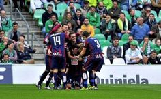 El Eibar consigue la mayor goleada de su historia a domicilio