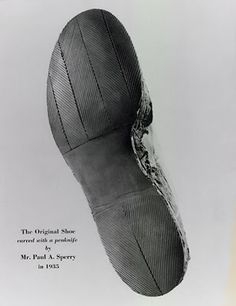 7667ec84da24f9 Paul Sperry charged US 4.50 a pair for the first boat shoe