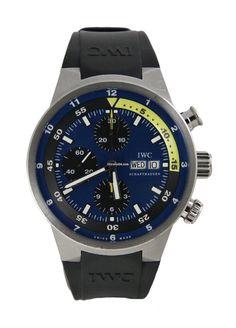 IWC Aquatimer Chrono Cousteau Divers #iwc