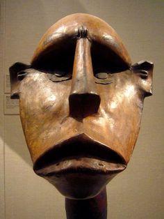 West African Mask - Metropolitan Mesuem of Art