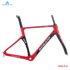499.00$  Buy now - http://ali1p1.shopchina.info/go.php?t=32808305148 - Most hot selling FULL Carbon Road Bicycle Frame Carbon Frame Road Bike T700 Carbon Bike Road Frame 46/50/52/58cm Sobato bicycle  #shopstyle