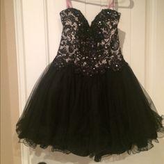 Prom dress Prom dress only worn once Blush Prom Dresses Prom