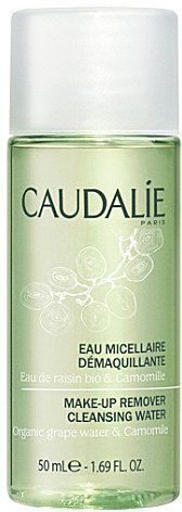 Pin for Later: 70 Fab Beauty Stocking Fillers For £10 and Under Caudalie Make-Up Remover Cleansing Water Caudalie Make-Up Remover Cleansing Water (£4)