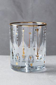 Jazz Age DOF Glass #anthropologie