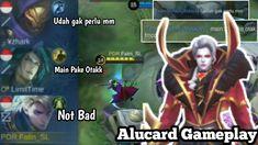Alucard Solo Rank!! Meta Terbaru 3 Fighter Auto Pada Bacot - Alucard Gam... Alucard Mobile Legends, Movie Posters, Film Poster, Billboard, Film Posters