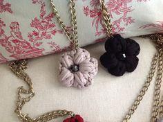 Flores de trapillo