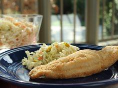 Pete's Catfish Recipe : Trisha Yearwood : Food Network - FoodNetwork.com