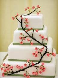 Zen Wedding, Anime Wedding, Japanese Wedding, Yacht Wedding, Buddhist Wedding, Japanese Party, Japanese Cake, Wedding Ideas, Cake Wedding
