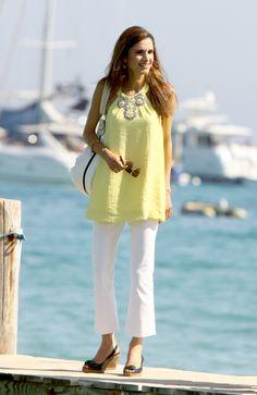 Queen Rania's summer style