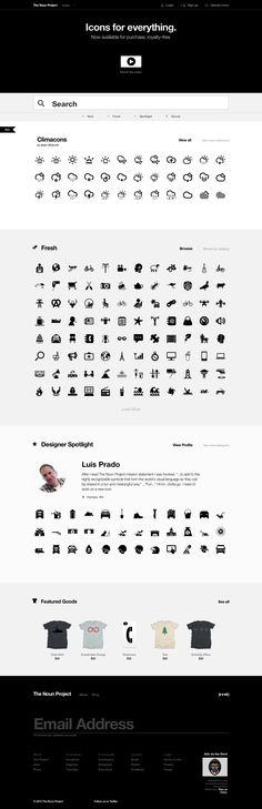 The Noun Project  #website #icons