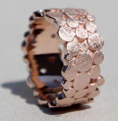 Double Point Ring  von Miabrina auf DaWanda.com