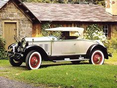 1927 Willys Knight Roadster - (Willys-Overland Co. Toledo, Ohio 1908-1963)