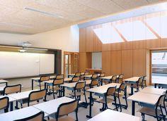 BENFELD ARISTIDE BRIAND PRIMARY SCHOOL by lionel debs architectures http://www.archello.com/en/project/benfeld-aristide-briand-primary-school