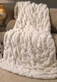 Eva Throw Blanket