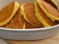 cornmeal pancakes Cornmeal Pancakes