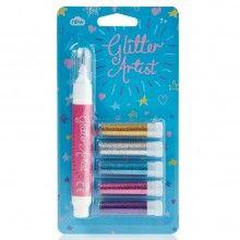 Artist Glitter Pens, a nice stocking filler for artistic kids !