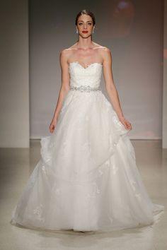 2017 Disney Fairy Tale Weddings by Alfred Angelo: Belle Style 274