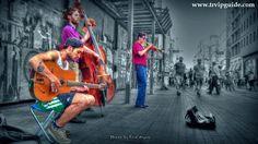 Партнёры в Стамбуле http://trvipguide.com/bussiness-ocassions Поиск партнёров и налаживание контактов. Живая музыка на улицах Таксима, искуссные музыканты частенько устраивают своеобразные показы своего мастерства на улице Истиклял, а также проулках Таксиме, где они исполняют музыки местного и зарубежного жанра, а также свои изобретения.