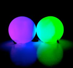 GloFX LED Poi Balls: 9-Mode Soft Plastic Loop Handles Color-Changing Modes Multicolor Rave Light Up Glow Flow Toy by GloFX on Etsy https://www.etsy.com/listing/197845373/glofx-led-poi-balls-9-mode-soft-plastic