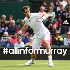 Wimbledon 2013 - 1st round win!!!!