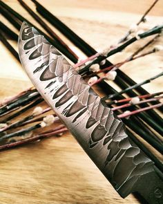 """fulltang or rat-tail """"SBRK"""" handmade forged nordic finka straight back knife blank cryogenically treated steel custom knife Cool Knives, Knives And Swords, Pretty Knives, Forging Knives, Steel Gifts, Metal Forming, Welding Projects, Blacksmith Projects, Welding Art"""