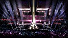 Stage design for Eurovision 2016 revealed - TVM News