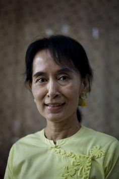 Aung San Suu Kyi (Burma)