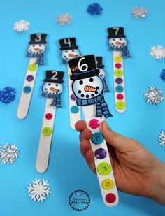 Snowman Activities for Preschool - Ada Weber - - Snowman Activities for Preschool Cute Preschool Counting Activity for Winter Counting Activities, Winter Activities, Kindergarten Activities, Preschool Crafts, Preschool Christmas Activities, Counting Books, Preschool Learning, Kids Crafts, Thema Winter Im Kindergarten