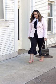 Plus Size Workwear Inspo - Beauticurve
