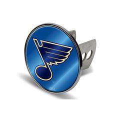 St. Louis Blues NHL Laser Cut Hitch Cover