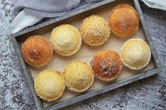 Kürtős kalács muffinok bögrésen – Rupáner-konyha Kurtos Kalacs, Cake Recipes, Dessert Recipes, Nom Nom, Biscuits, Food And Drink, Sweets, Snacks, Dishes