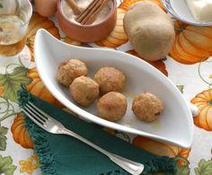 Molto nutrienti e calorici, i canederli sono ideali per una cena invernale