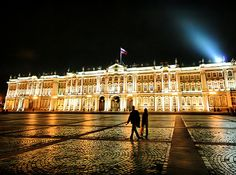 Hermitage Museum, St. Petersburg, Russia #russia #hermitage