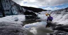Glacier Islande