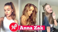 All New Anna Zak Musical.ly of March 2017 - Latest Musically Compilation