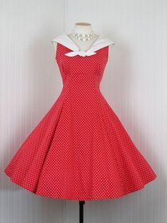 diy 50s dress - Google Search Vintage Gowns ab0c533d0e1